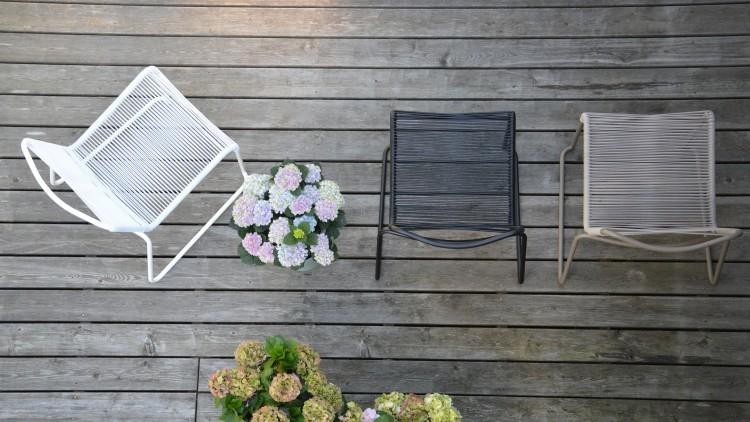 Lido arredamento da giardino