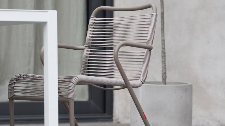 Lido sedie da giardino