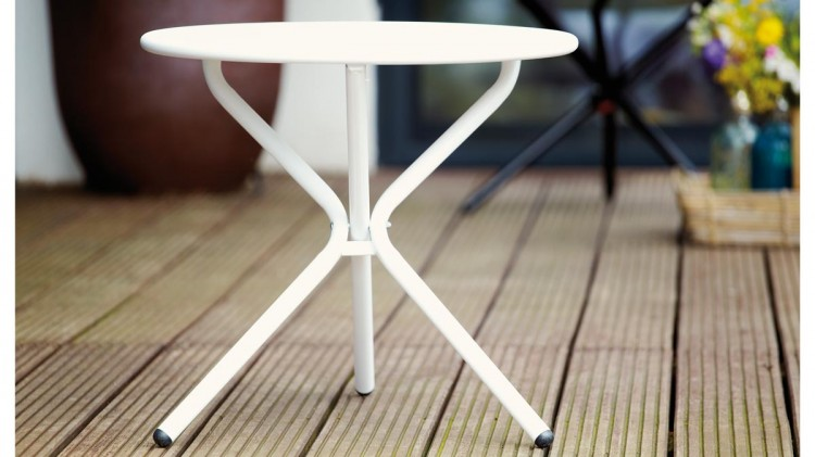 Tris tavolo da giardino