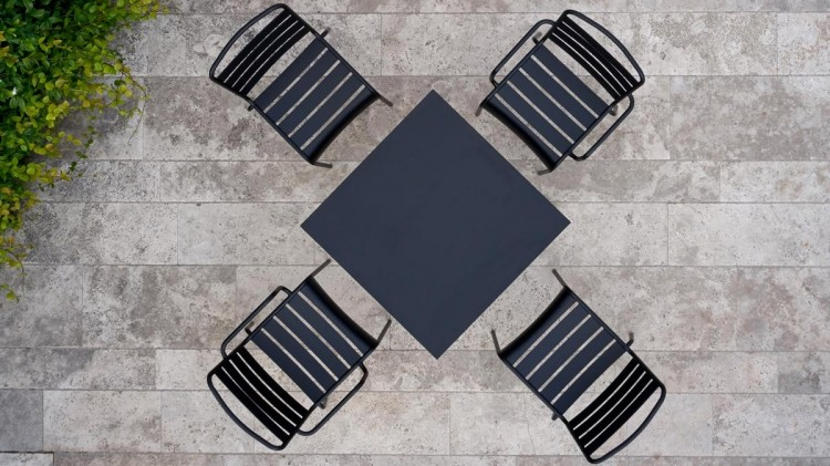 Mya sedie da giardino