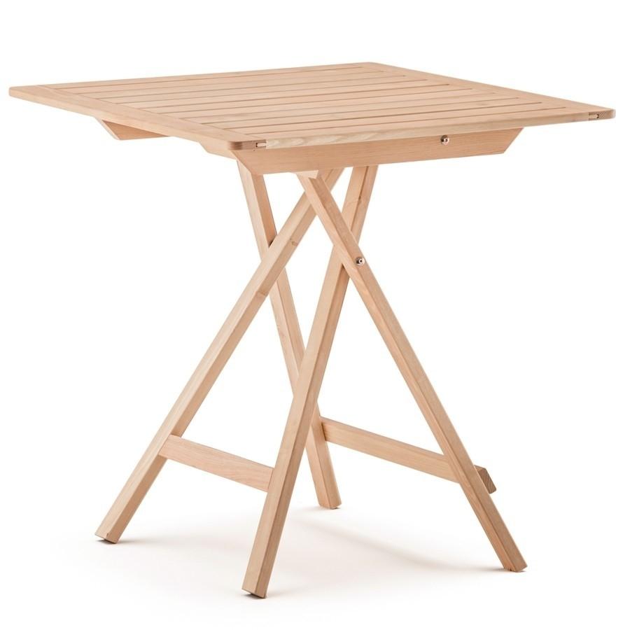Robin 70 tavolo richiudibile in robinia fiam - Tavolo richiudibile ...